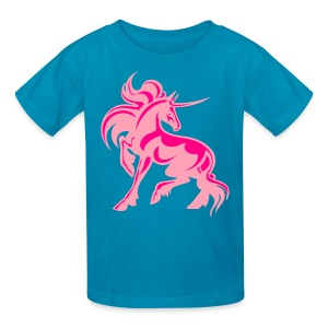 Majestic Unicorn - Kids' T-Shirt
