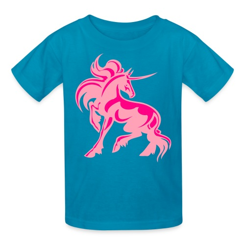 The Wild Unicorn – - Kids' T-Shirt