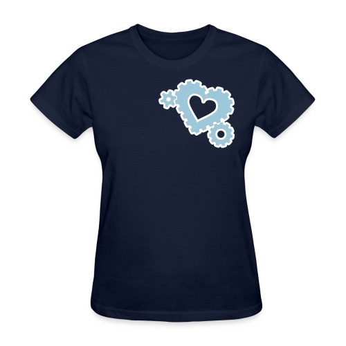 [gearheart] - Women's T-Shirt