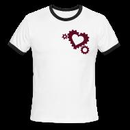 T-Shirts ~ Men's Ringer T-Shirt ~ [gearheart]