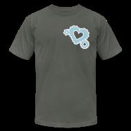 T-Shirts ~ Men's T-Shirt by American Apparel ~ [gearheart]