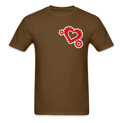 [gearheart] - Men's T-Shirt