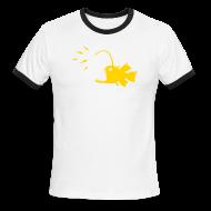 T-Shirts ~ Men's Ringer T-Shirt ~ [angler]