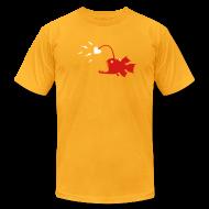 T-Shirts ~ Men's T-Shirt by American Apparel ~ [angler]
