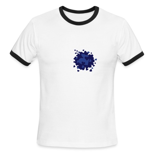 [octolove] - Men's Ringer T-Shirt