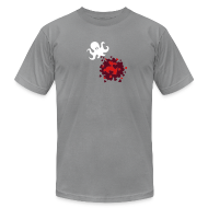 T-Shirts ~ Men's T-Shirt by American Apparel ~ [octolove]