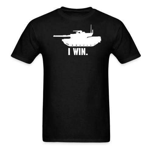 i win - Men's T-Shirt