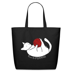 playyarn_tote - Eco-Friendly Cotton Tote