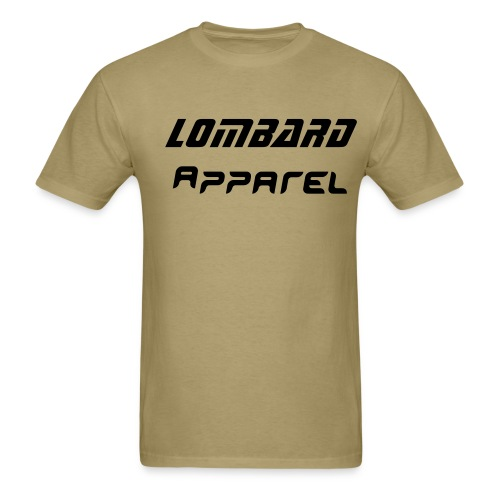 Lombard Apparel - Men's T-Shirt