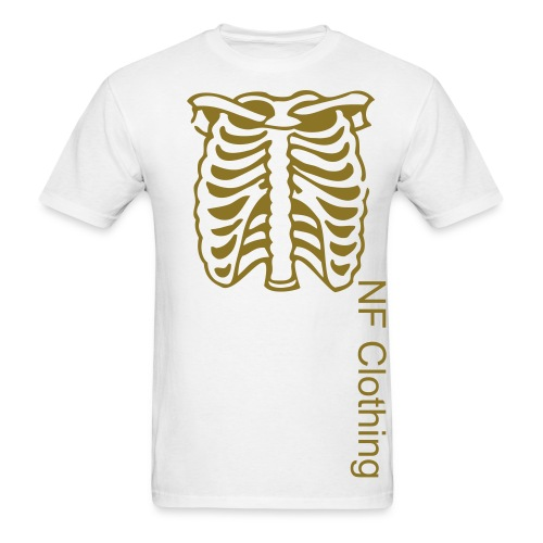 Gold FOIL! Ribs. - Men's T-Shirt