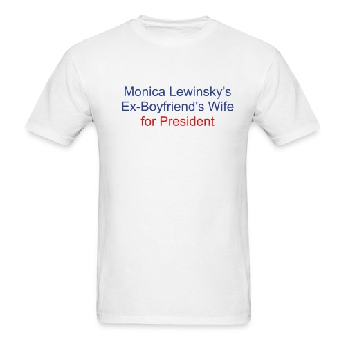 For President - Men's T-Shirt