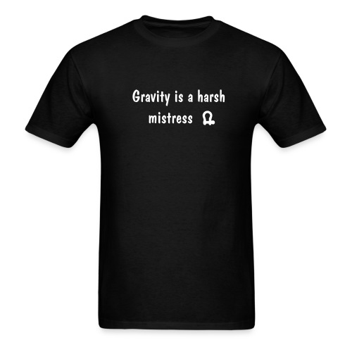 Gravity T-Shirt - Men's T-Shirt