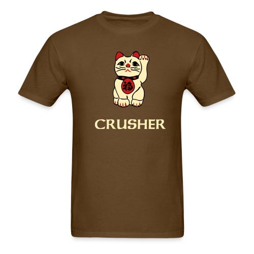 PUSSY CRUSHER - Men's T-Shirt