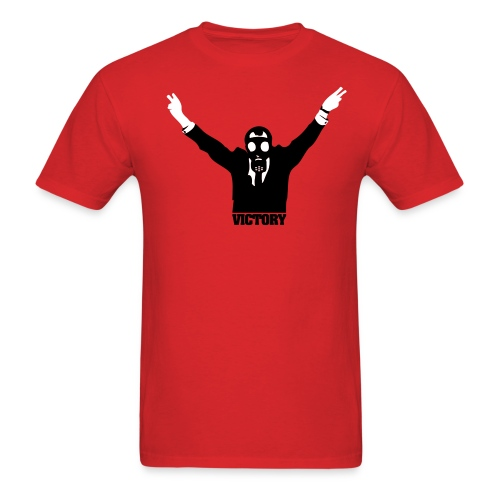 Victory Red - Men's T-Shirt