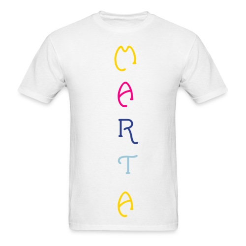 MARTA XCLUISVE - Men's T-Shirt
