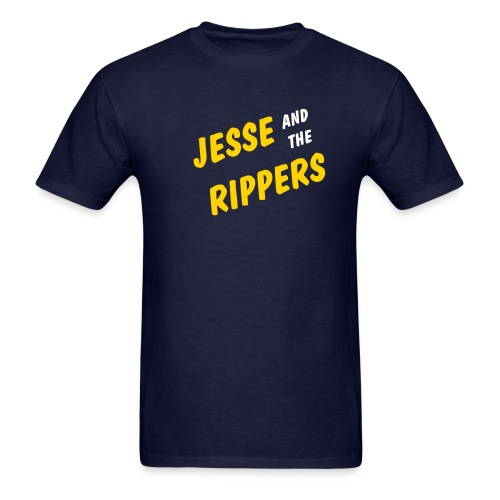 Jesse and the Rippers Tee - Men's T-Shirt