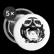 Buttons ~ Small Buttons ~ Chimp Pilot Buttons