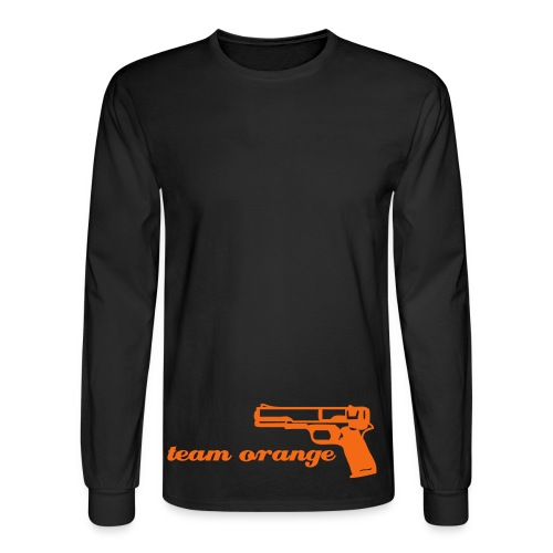 team-o shirt - Men's Long Sleeve T-Shirt