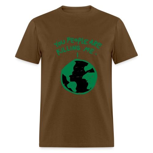killing - Men's T-Shirt