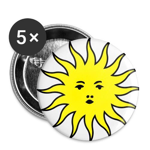 sun buttons - Small Buttons