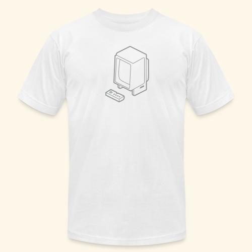 Vectrex1 - Men's Fine Jersey T-Shirt