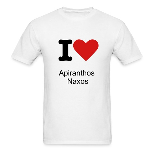 Men's T-Shirt Apiranthos - Men's T-Shirt