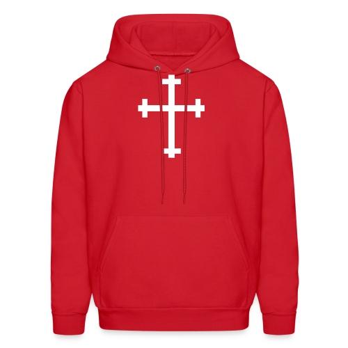 Cross - Men's Hoodie