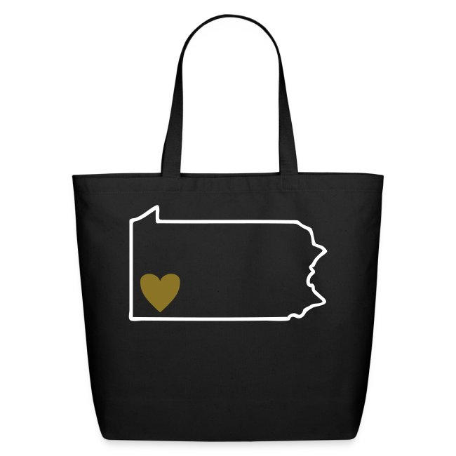 Pittsburgh Love Tote