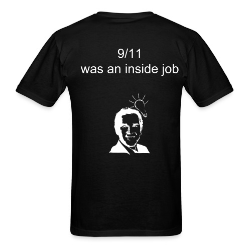 9/11 Bush - Men's T-Shirt