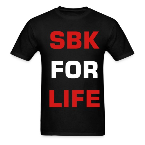 SBK - Men's T-Shirt