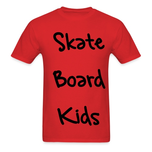 Skateboard Kids - Men's T-Shirt
