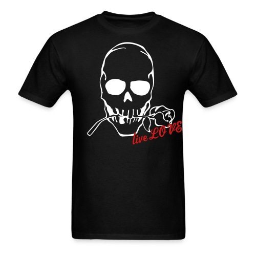 Love & Death - Men's T-Shirt