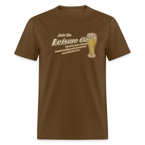 Join The Leisure Class - Men's T-Shirt