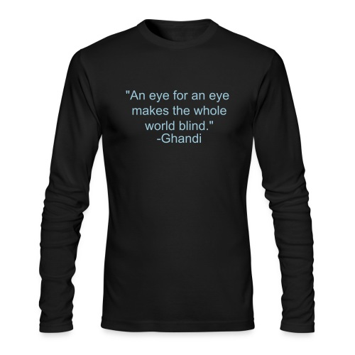 Donation - Men's Long Sleeve T-Shirt by Next Level