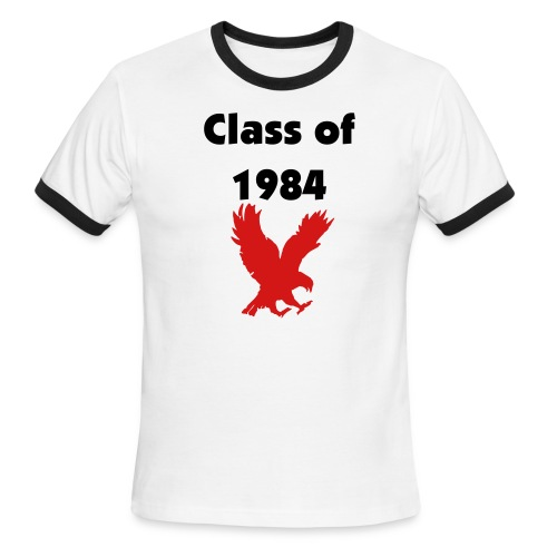 Class Of 1984 - Men's Ringer T-Shirt