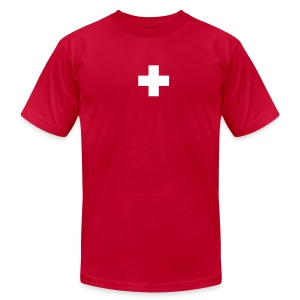 ballstein Swiss - Men's T-Shirt by American Apparel
