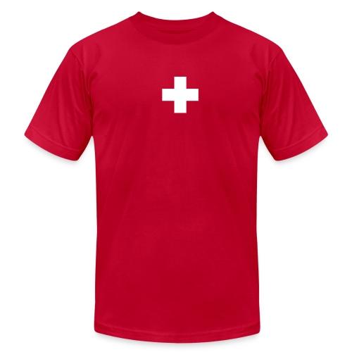 ballstein Swiss - Men's Fine Jersey T-Shirt