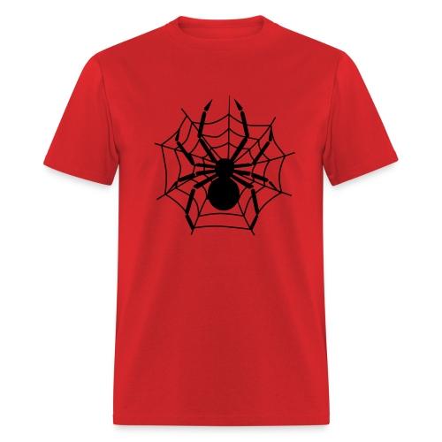 Spider Web - Men's T-Shirt