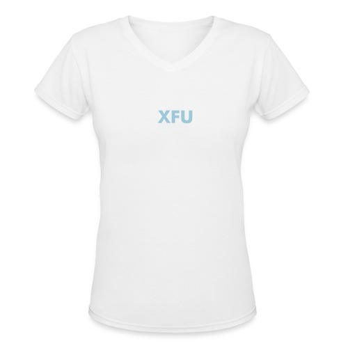 XFU - Women's V-Neck T-Shirt