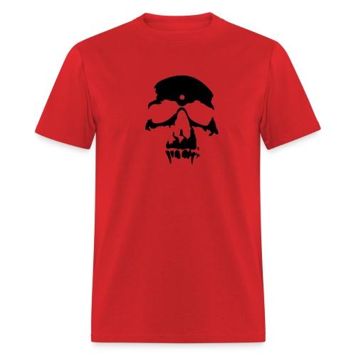 Skull Face - Men's T-Shirt