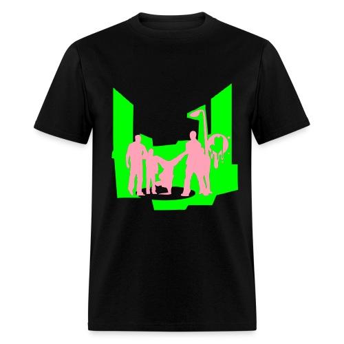 Break til We Break - Men's T-Shirt