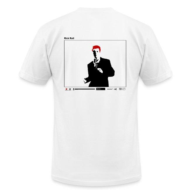 Rick Roll... the T-Shirt