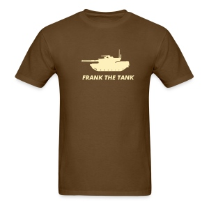 FRANK THE TANK T-Shirt Old School - Men's T-Shirt