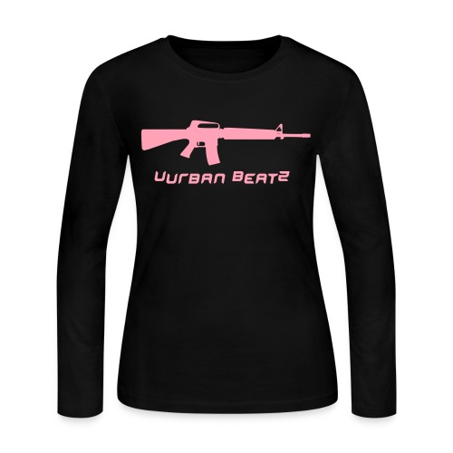 Army Girl - Women's Long Sleeve Jersey T-Shirt