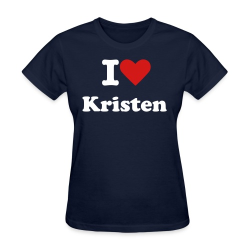 Heart Kristen Tee - Women's T-Shirt