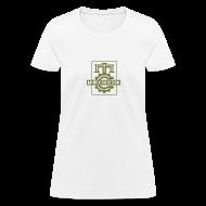 Women's T-Shirts ~ Women's T-Shirt ~ Official MC Brand Gold