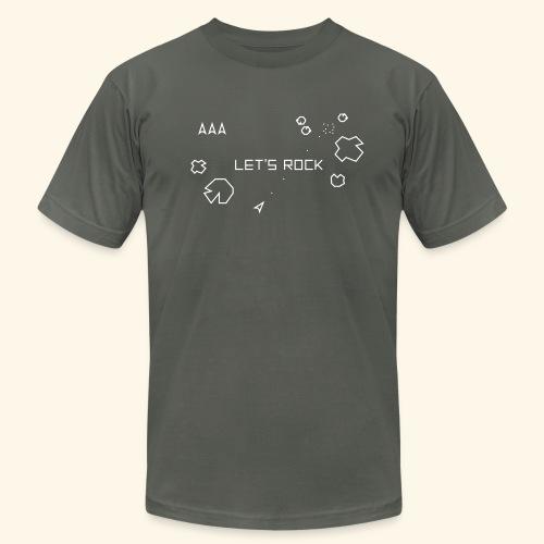 Lets Rock - Men's Fine Jersey T-Shirt