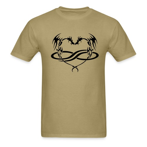 PolyDragon T-shirt - Men's T-Shirt
