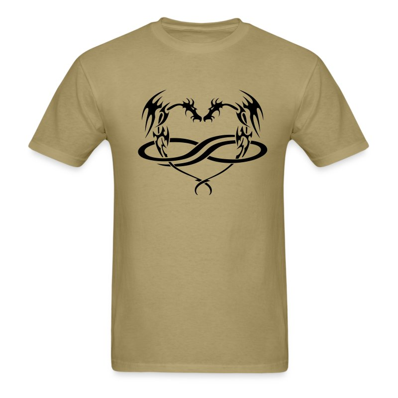 PolyDragon T-shirt - Men's T-Shirt
