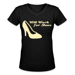 Fetish - Women's V-Neck T-Shirt